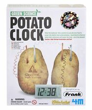 Potato Clock by Kidz Labs - Green Science , Recycle, Christmas Gift