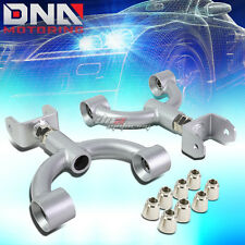 90-05 MAZDA MIATA MX-5 MX5 SILVER  REAR UPPER CAMBER CONTROL ARM SUSPENSION KIT