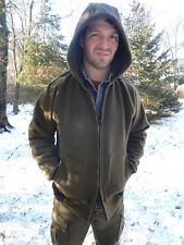 WeatherWool Hoodie - Merino Wool - (Brand New - S M L XL 2XL 4XL) Made - USA
