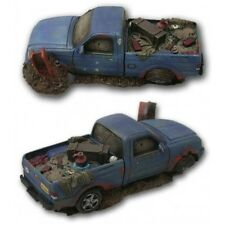 Armorcast 28mm ACCS013 Wrecked Pick up Truck Terrain Unpainted Resin