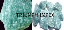 "Green Aventurine Rough Stone --- ""Stone of Opportunity,"" (1/2 Kg Aprox)"
