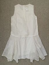Crewcuts E8156 Girls' eyelet handkerchief dress Size 12