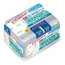 """F/S From JAPAN KOSE CLEAR TURN Essence Mask """"tranexamic acid"""" 30 sheets"""