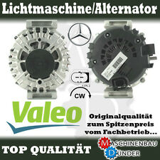 MERCEDES-BENZ E-KLASSE W212 VALEO LICHTMASCHINE 180A ALTERNATOR