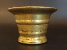 Authentique Mortier d'Apothicaire en Bronze. Haute Epoque. Pharmacie, Médecine