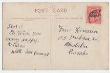 Miss Housden, 85 Victoria Road, Chesterton, Cambridgeshire Postcard, B275
