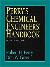 Perry's Chemical Engineers Handbook: Seventh Edition by Robert Perry Don Green