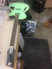 2005 Duesenberg Starplayer TV electric Guitar Neck & body great for Project