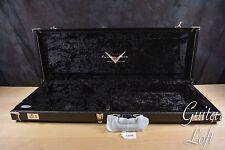Fender G&G Limited Edition Hardshell Case Black Stratocaster Telecaster #1050