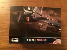 Star Wars 1/1 The Force Awakens Series 2 HOLOFOIL SET 100 CARDS ONE OF KIND SET