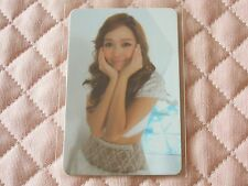 (ver. Jessica) Girls' Generation SNSD 3rd Album The Boys Photocard KPOP