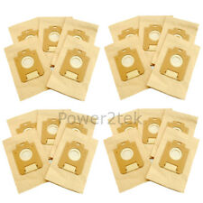20 x E15, E18, E40, E200, E200B Dust Bags for Mio-star HN7500 Super VAC 7800 Vac