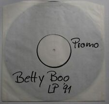 Betty Boo Boomania Rare German Testpressing LP