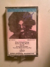 """~~~SEALED~~~~ Sly Stone """"Ten Years Too Soon""""  Cassette Tape"""