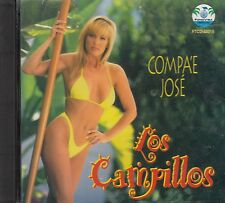 Los Campillos Compae Jose CD No Plastic Cover