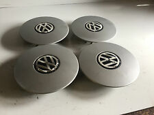 VW Polo Centre Wheel Caps