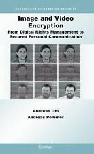 Image and Video Encryption: From Digital Rights Management to Secured -ExLibrary