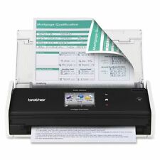 Brother ImageCenter ADS-1500W Document Scanner