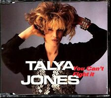 TALYA JONES - YOU CAN'T FIGHT IT - CD MAXI [2376]