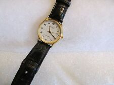 VINTAGE REGALLE SWISS- MADE  GOLD TONE WATCH FOR MEN