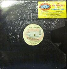 "The Hip Grinders(12""Vinyl)Keep It Up-UK-GR 1000-Gossip-VG/VG"