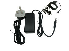 Replace 12 Volt 5 Amp (12V 5A) DC Supply AC Power Adapter LCD Power Charger PSU