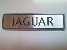90's JAGUAR XJ6 XJ REAR TRUNK  EMBLEM LOGO BADGE OEM