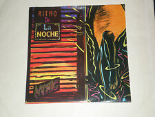 "MYSTIC - RITMO DE LA NOCHE - 1990 FANFARE LABEL PIC. SLEEVE 7"" SINGLE -NEAR MINT"