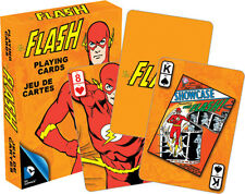 DC Comics - Retro FLASH playing cards brand new sealed