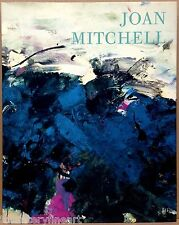 JOAN MITCHELL: Leaving America, New York to Paris 1958-1964 Book OoP NEW Sealed!