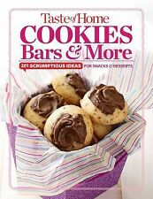 TOH 201: Taste of Home Cookies, Bars and More : 201 Scrumptious Ideas for...