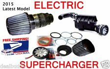 Pontiac Electric Turbo Air Intake Supercharger Engine Fan Power Kit-FREE USA S/H