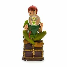 Disney PETER PAN Snowglobe, with music, NEW
