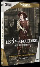Les 3 Mousquetaires (1921) - Bach Films - DVD Neuf sous Blister