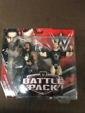 WWE Mattel Battle Packs 43 43.5 Raw Sheamus Roman Reigns SHIELD RARE NEW CHAMP