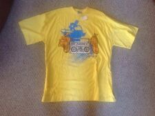 Miskeen Originals BOOMBOX SNEAKERS Yellow T Shirt Size 2XL XXL New With Tags!