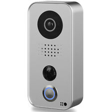 Doorbird Smart Video Türstation - Strato Silver Edition, D101s