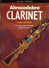 ABRACADABRA CLARINET TUTOR BOOK 3RD EDITION. SHEET MUSIC. LEARN TO PLAY