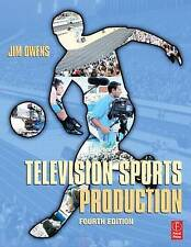 Television Sports Production-ExLibrary