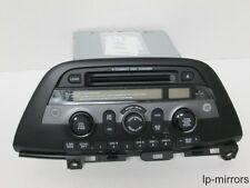 2008-2010 HONDA ODYSSEY CD6 RADIO RECEIVER PART NUMBER 39100-SHJ-A31RM