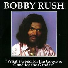 Rush, Bobby: What's Good for the Goose  Audio Cassette