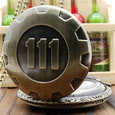 Pocket Hot Watch Fallout Official Licensed Merchandise Vault 111 Electronic Game