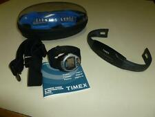 TIMEX FITNESS SYSTEM DIGITAL HEART RATE MONITOR WATCH IRONMAN 515 ROAD TRAINER