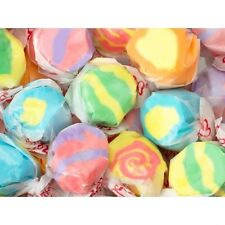 TROPICAL ASSORTED Salt Water Taffy Candy ~ TAFFY TOWN ~ 3/4 LB BAG