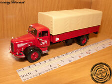 MERCEDES-BENZ L325 SERVICIOS RUEDA 1:43 GERMANY GERMAN TRUCK 1957
