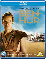 BEN HUR - ULTIMATE COLLECTORS EDITION - BLU-RAY - REGION B UK