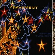 Pavement -Terror Twilight DOMINO RECORDS CD 1999