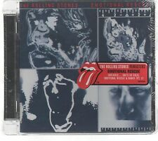 THE ROLLING STONES EMOTIONAL RESCUE CD  SIGILLATO!!!