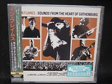 IN FLAMES Sounds From The Heart Of Gothenburg JAPAN 2CD Dark Tranquillity Engel