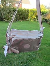 Kipling Women's Reth Toasty Gold Shoulder Bag ~ New ~ FREE P&P